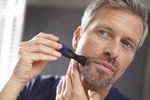 nasen haare trimmen